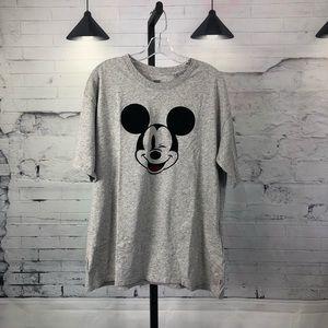 d6d79787 Levi's Tops   Levis X Disney Mickey Mouse Slacker Tee Oversized ...